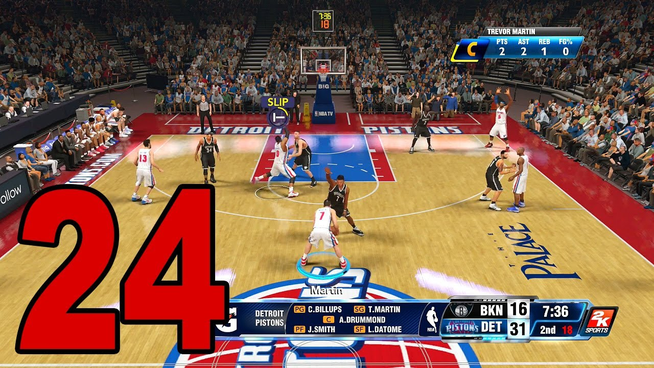 how to play nba 2k14 online