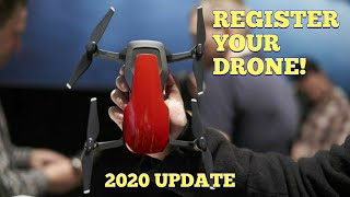 Drone registration in India since January 2020 | Step by step Process EXPLAINED