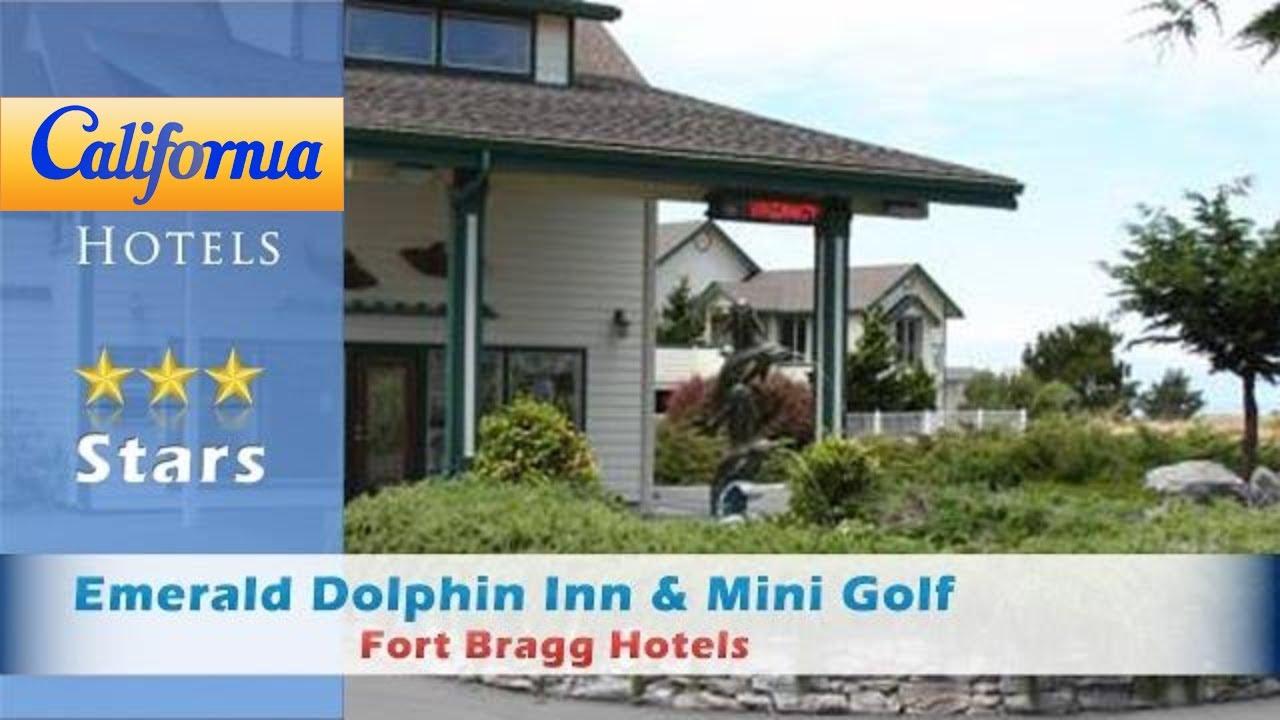 Emerald Dolphin Inn Mini Golf Fort Bragg Hotels California
