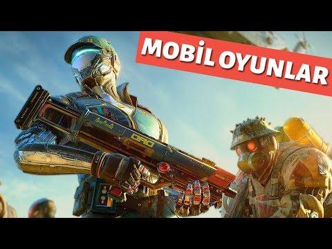 10 Güzel Mobil Oyun!