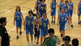 詩思 小cc 2016-17 九龍東區小學校際籃球比賽 (聖