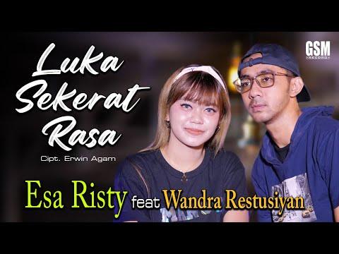 luka sekerat rasa esa risty feat wandra restusiyan i official music video