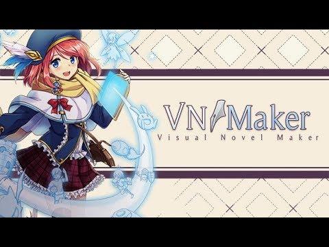 Let's Look at Visual Novel Maker [Steam]