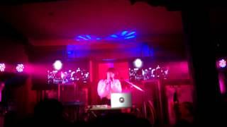 Javiera Mena - Yo No Te Pido La Luna @ Gaz Gaz Club Valdivia 26/12/2014