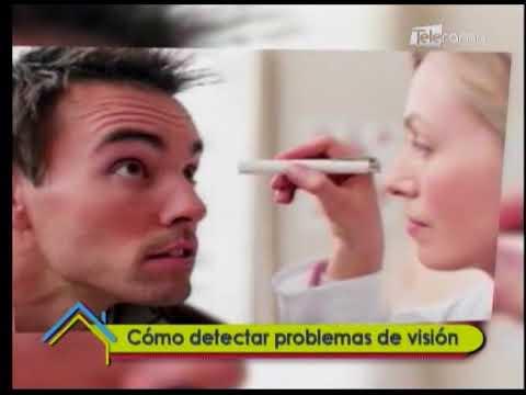 Cómo detectar problemas de visión