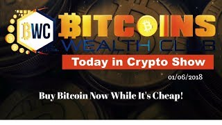 Buy Bitcoin While It