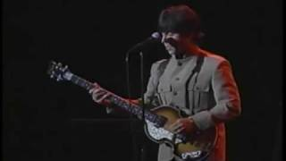 The Beatles - You Wont See Me LIVE by The Fab Four