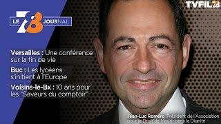 7/8 Le Journal – Edition du mardi 16 mai 2017