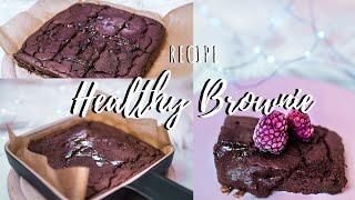 Healthy Brownie Recipe | 81Kcal pro Brownie