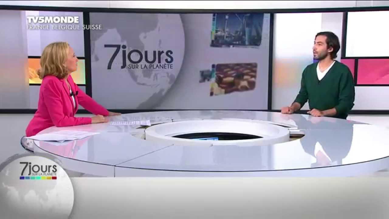Ramïn Farhangi TV5 Monde 05sep2015 - Ecole Dynamique Paris ...