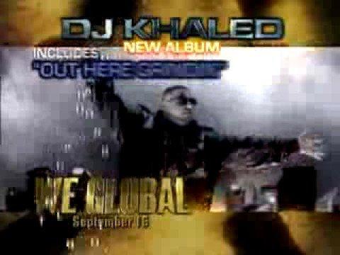 DJ Khaled - WE GLOBAL Thumbnail image