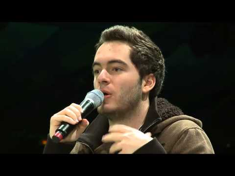 Taking over Youtube with CaptainSparklez - Minecon 2012