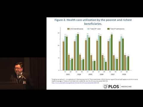 Universal Health Coverage and Health Economics    Sathirakorn Pongpanich