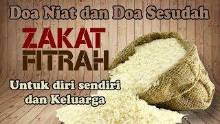 Download Video Niat Zakat Fitrah untuk Diri Sendiri dan Keluarga MP3 3GP MP4