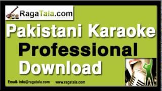 Insha ji utho - Pakistani Karaoke Track