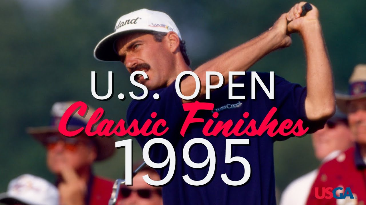 U.S. Open Classic Finishes: 1995