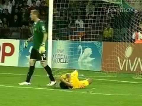 Чемпионат Европы 2012  Армения — Македония  Голы и лучшие моменты   SportBox Ru