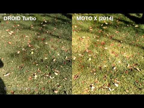 Moto X (2014) vs DROID Turbo camera battle