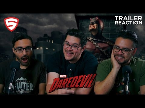 Marvel's Daredevil - Season 2 - Official Trailer - Part 1 Review