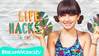 Disc-O Party Hacks | LIFE HACKS FOR KIDS on Go90
