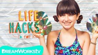 Disc-O Party Hacks | LIFE HACKS FOR KIDS on Go90