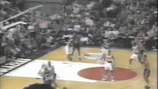 Charles Barkley: Overpowers Porter and thers (47 points, 1995 Playoffs)