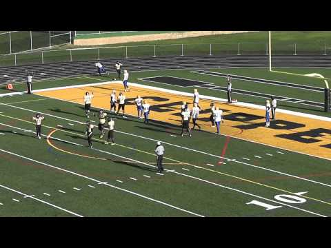 HD 1080 - Oxon Hill High School in Maryland 2014 Football Season Highlight