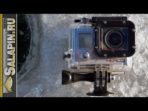 Подводные съемки с помощью экшн-камеры GoPro (как делается подводное видео на канале) [salapinru]
