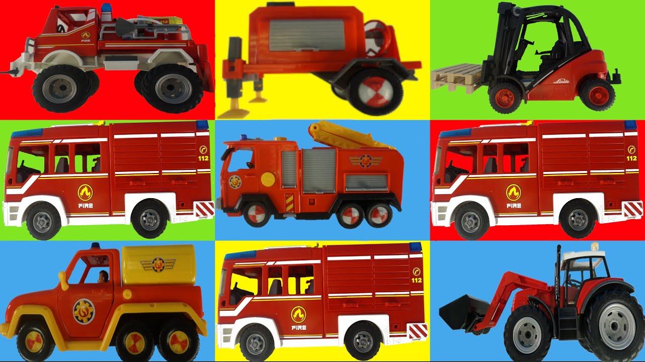 Feuerwehrmann Sam & Paw Patrol Spielzeugautos, Rettungsstation Rc Boot Titan
