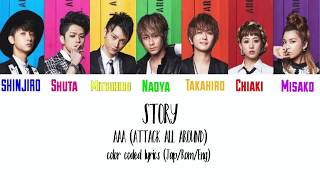 STORY by AAA (Attack All Around) translation by kolang Thank you for watching! If you have any requests, please comment below!