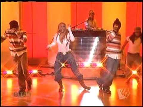 Ciara - 1, 2 Step (Live @ Ellen)