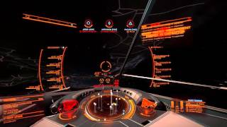 Elite: Dangerous Frog Hunting - Outnumbered PvP!
