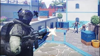 Force Storm: FPS Shooting Party Android Gameplay Full HD By Neon Game