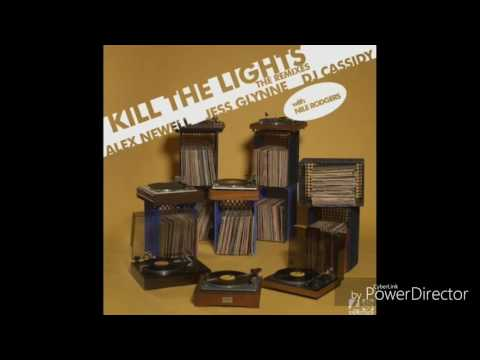 Kill The Lights Lyric - Alex Newell ft. Jess Glynne, DJ Cassidy & Nile Rodgers (Audien Remix)