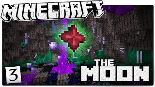 Minecraft | FIGHTING THE ALIEN LORD | The MOON #3 | Custom Command World