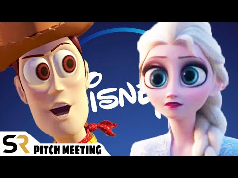 The Ultimate Disney Pitch Meeting | Compilation