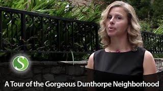 Portland Real Estate Agent: A Tour of the Gorgeous Dunthorpe Neighborhood