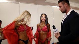 Девочки с прессом! Жара в Сочи