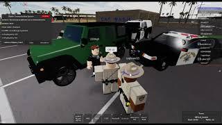 Roblox| Blythe,California CHP Patrol#1