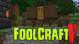FoolCraft 2 :: Chickens and Bits! Chisels and bits first looks :: #3 Modded Minecraft 1.10.2