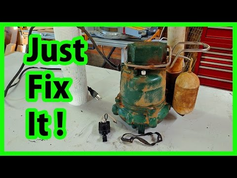 [WQZT_9871]  SUMP PUMP Switch Replacement | DIY - YouTube | Zoeller Pump Wiring Diagram |  | YouTube