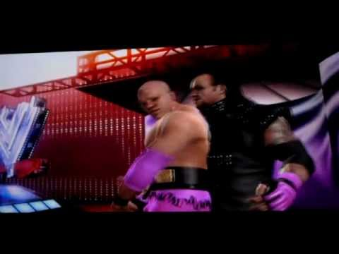 Shocking footage of Undertaker and Kane! Must See!