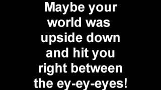 MercyMe Shake Lyrics