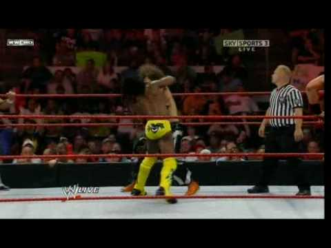 WWE Raw 07/20/09 Part 4/14 (HQ)