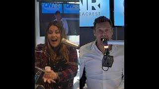 Sisanie Reveals The Gender(s) of her TWINS! | On Air with Ryan Seacrest