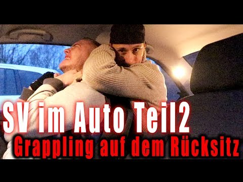 Grappling im Auto für die Selbstverteidigung | KAMPFKUNST LIFESTYLE