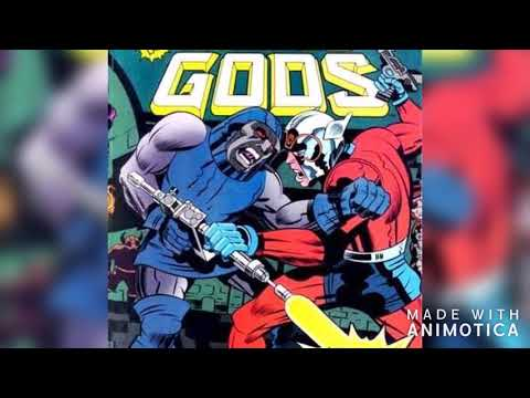New Gods of The Fourth World