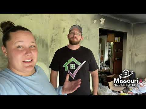 We Buy Houses St. Louis - With Items Left In House!