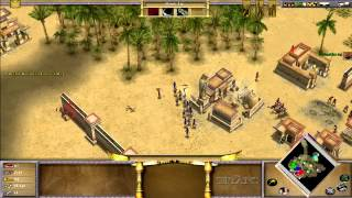 Age of Mythology | Egyptian Gameplay Thumbnail