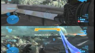Lets Half-Play Halo Reach - Firefight part 2